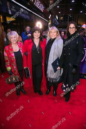 Stock Picture of Gloria Hunniford, Coleen Nolan, Linda Robson and Andrea McLean