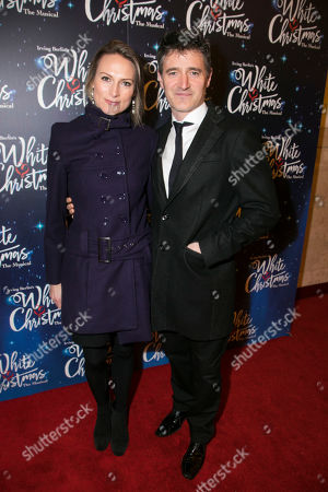 Claire Chambers and Tom Chambers