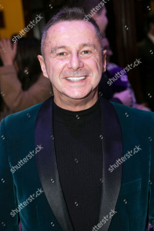 Editorial picture of 'White Christmas' musical, Press Night, London, UK - 25 Nov 2019