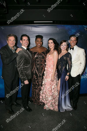 Michael Brandon (General Henry Waverly), Dan Burton (Phil Davis), Brenda Edwards (Martha Watson), Danielle Hope (Betty Haynes), Clare Halse (Judy Haynes) and Danny Mac (Bob Wallace)
