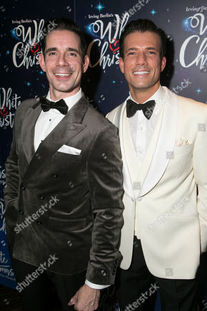 Stock Image of Dan Burton (Phil Davis) and Danny Mac (Bob Wallace)