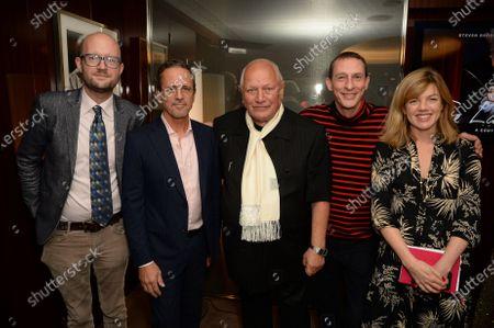 Editorial image of 'The Last Faust' film screening, Bulgari Hotel, London, UK - 25 Nov 2019