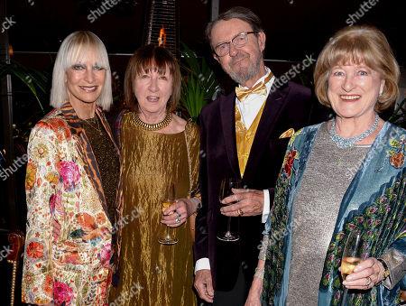 Virginia Bates, Guest, Tim Herring and Cathy Herring