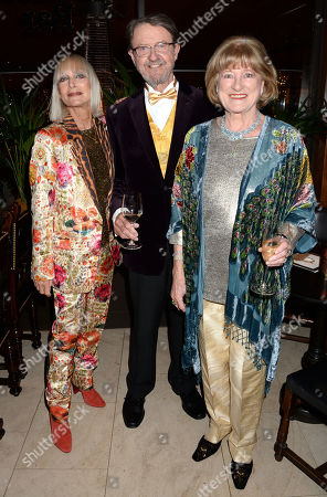 Virginia Bates, Tim Herring and Cathy Herring