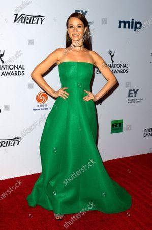Editorial image of 2019 International Emmy Awards, New York, USA - 25 Nov 2019