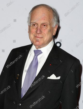 US businessman Ronald Lauder arrives for the 47th International Emmy Awards Gala at the New York Hilton hotel in New York, New York, USA, 25 November 2019.