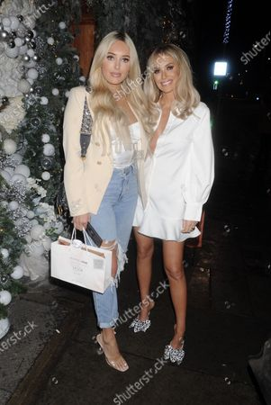 Amber Turner and Laura Anderson