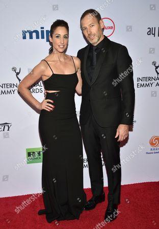 Editorial image of 2019 International Emmy Awards - Arrivals, New York, USA - 25 Nov 2019