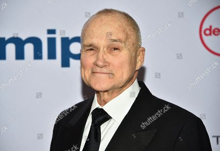 Stock Picture of Raymond Kelly attends the 47th International Emmy Awards gala at the Hilton New York, in New York