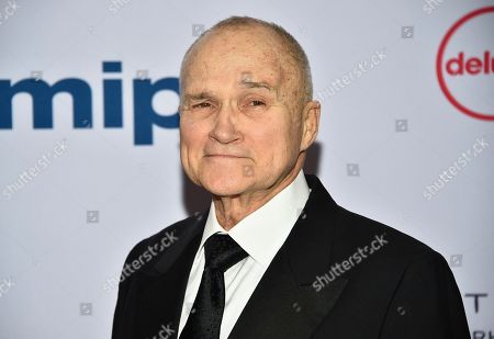 Raymond Kelly attends the 47th International Emmy Awards gala at the Hilton New York, in New York