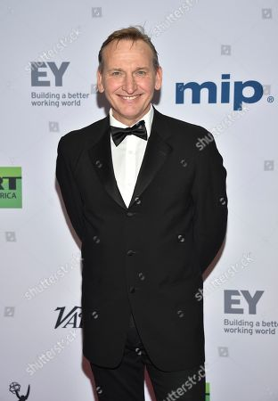 Editorial image of 2019 International Emmy Awards - Arrivals, New York, USA - 25 Nov 2019