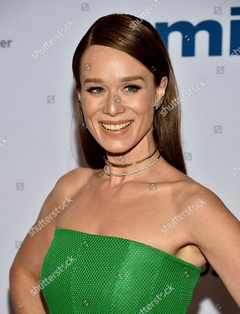 Mariana Ximenes attends the 47th International Emmy Awards gala at the Hilton New York, in New York