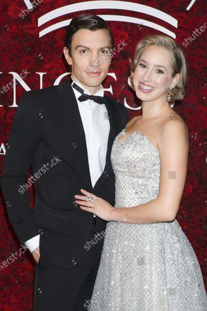 Editorial picture of Princess Grace Awards Gala, Arrivals, New York, USA - 25 Nov 2019