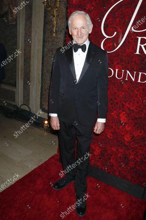 Editorial image of Princess Grace Awards Gala, Arrivals, New York, USA - 25 Nov 2019