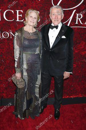 Stock Picture of John F Lehman and Barbara Lehman