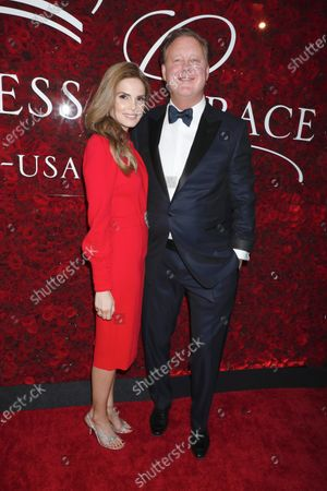 Editorial photo of Princess Grace Awards Gala, Arrivals, New York, USA - 25 Nov 2019