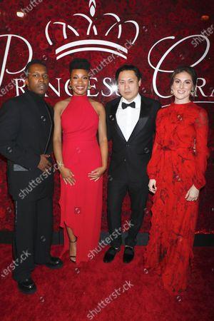 Editorial photo of Princess Grace Awards Gala, Arrivals, New York, USA - 25 Nov 2019