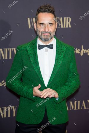 Editorial picture of Vanity Fair's Personality Of The Year Gala, Arrivals, Madrid, Spain - 25 Nov 2019