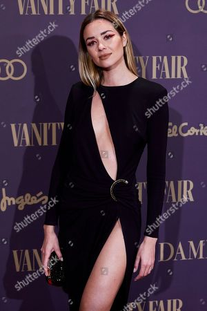 Editorial image of Vanity Fair's Personality Of The Year Gala, Arrivals, Madrid, Spain - 25 Nov 2019