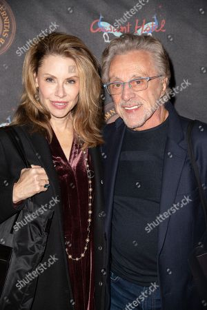 Jackie Jacobs and Frankie Valli