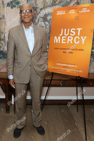 """Editorial photo of New York Special Screening of """"JUST MERCY"""", USA - 25 Nov 2019"""