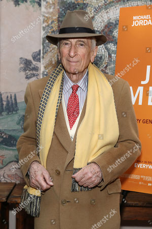 Stock Picture of Gay Talese