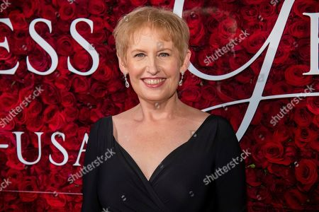 Liz Callaway attends the 2019 Princess Grace Awards Gala at The Plaza Hotel, in New York