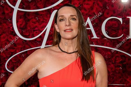 Stock Picture of Julia Murney attends the 2019 Princess Grace Awards Gala at The Plaza Hotel, in New York