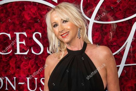 Stock Image of Kasia McCormick attends the 2019 Princess Grace Awards Gala at The Plaza Hotel, in New York