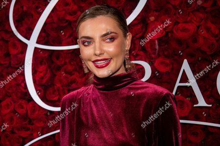 Editorial image of 2019 Princess Grace Awards Gala, New York, USA - 25 Nov 2019