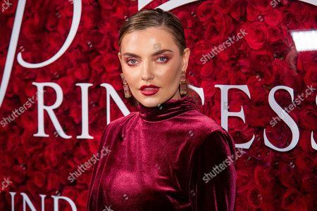Editorial picture of 2019 Princess Grace Awards Gala, New York, USA - 25 Nov 2019