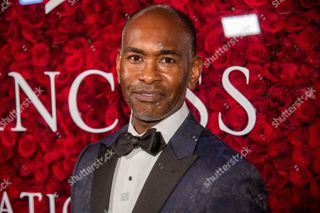 Stock Image of Paul Tazewell attends the 2019 Princess Grace Awards Gala at The Plaza Hotel, in New York