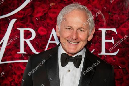 Victor Garber attends the 2019 Princess Grace Awards Gala at The Plaza Hotel, in New York