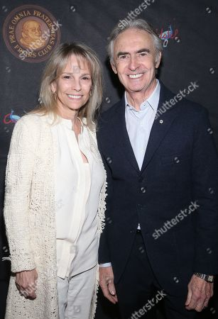 Stock Picture of Robyn Todd, David Steinberg