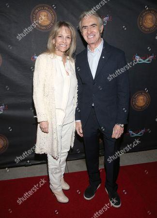 Robyn Todd, David Steinberg