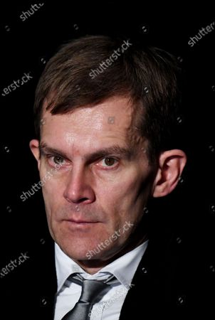 Seumas Milne at the launch of Labour's new Race and Faith manifesto