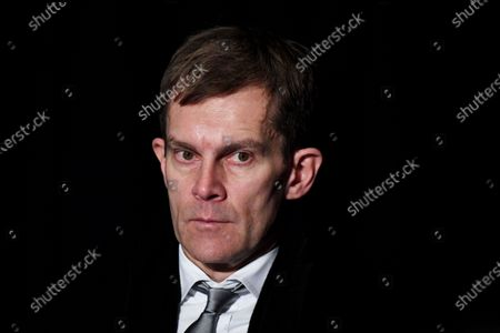 Stock Picture of Seumas Milne at the launch of Labour's new Race and Faith manifesto