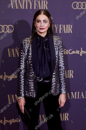 Editorial photo of Vanity Fair Person of the Year Awards, Madrid, Spain - 25 Nov 2019