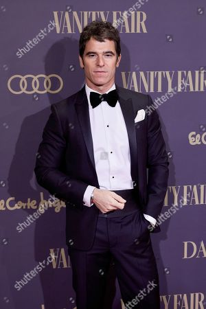 Editorial image of Vanity Fair Person of the Year Awards, Madrid, Spain - 25 Nov 2019