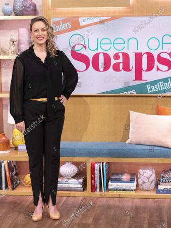 Editorial photo of 'This Morning' TV show, London, UK - 26 Nov 2019