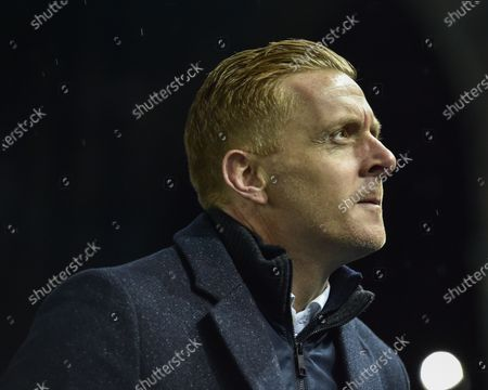 27th November 2019, Hillsborough, Sheffield, England; Sky Bet Championship, Sheffield Wednesday v Birmingham City : Gary Monk Manager of Sheffield Wednesday