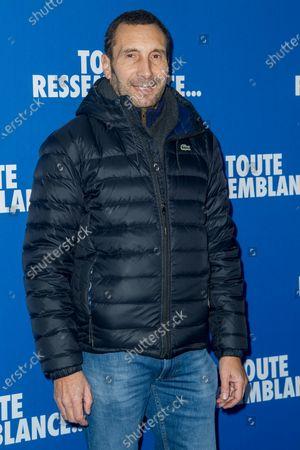 Editorial picture of 'Toute Ressemblance' film premiere, Paris, France - 25 Nov 2019
