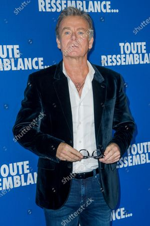 Stock Picture of Franck Dubosc