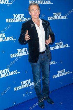 Stock Image of Franck Dubosc