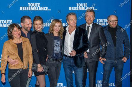 Editorial image of 'Toute Ressemblance' film premiere, Paris, France - 25 Nov 2019