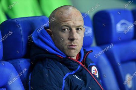 Reading's Charlie Adam during the EFL Sky Bet Championship match between Reading and Leeds United at the Madejski Stadium, Reading