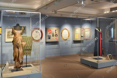 Editorial photo of 'Hello Gorgeous' Barbra Streisand exhibition, New York, USA - 26 Nov 2019
