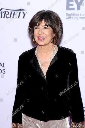 Stock Picture of Christiane Amanpour
