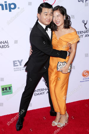 Editorial picture of 47th International Emmy Awards, New York, USA - 25 Nov 2019