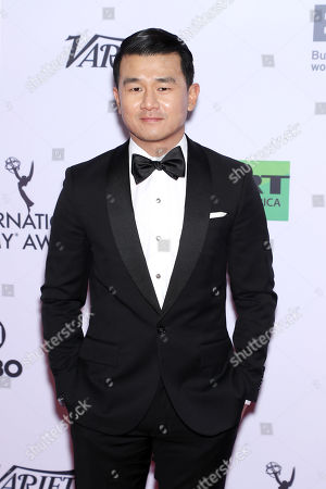 Stock Image of Ronny Chieng